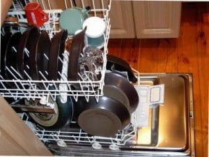 התקנת מדיח כלים