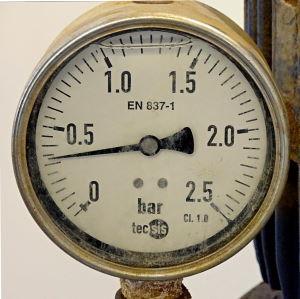 מד לחץ מים: בדיקת לחץ מים בצנרת